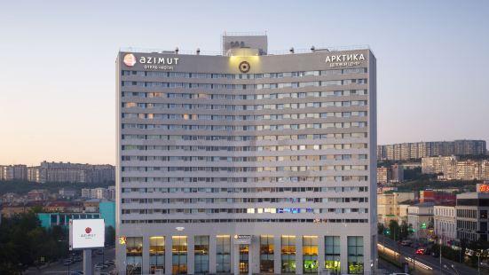 摩爾曼斯科阿茲姆特酒店