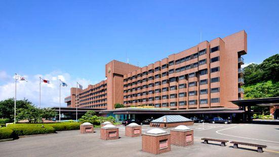 시로야마 호텔 카고시마