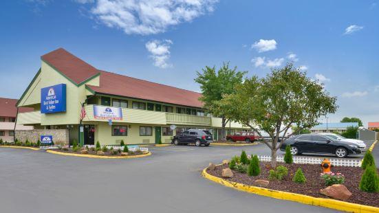 堪薩斯城東 - 獨立城美國最佳價值旅館