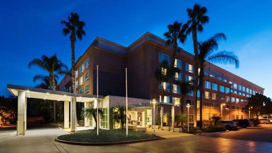 聖迭戈 - 德爾馬希爾頓逸林酒店