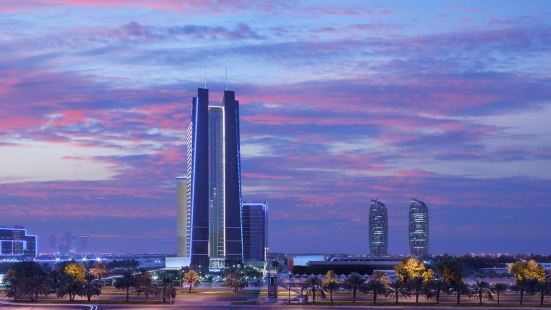 Dusit Thani Abu Dhabi Apartments