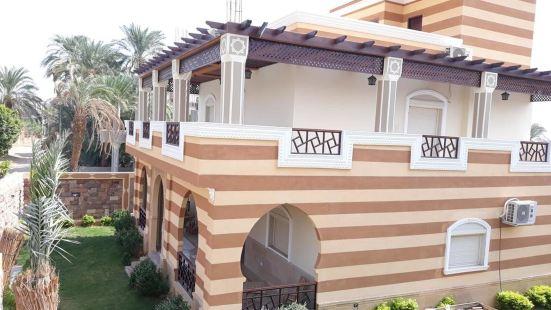 Luxor Magic Villa