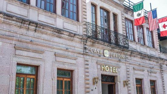 Hotel Boutique Casa del Jardín Aguascalientes