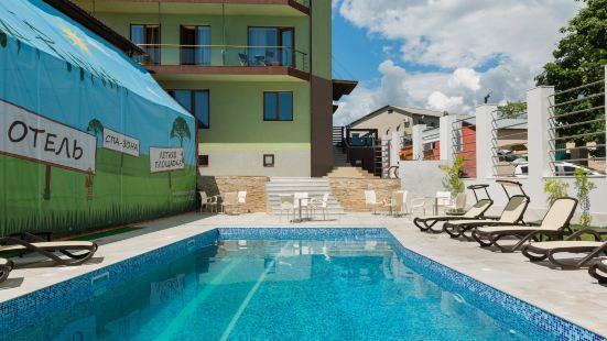 Pinia 別墅生態酒店