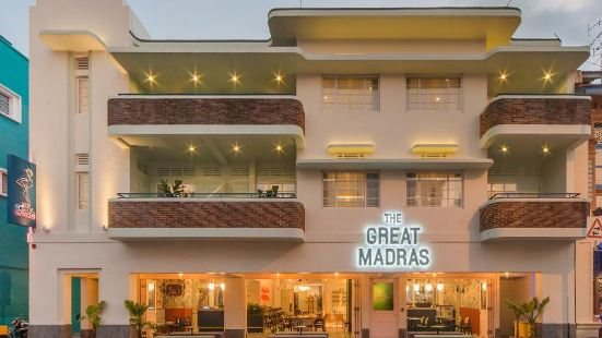 The Great Madras (SG Clean)