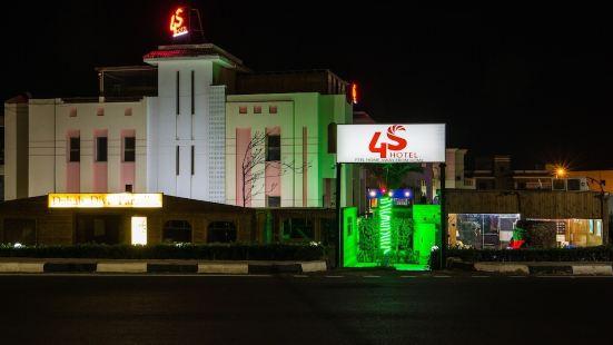 達哈布四星級酒店