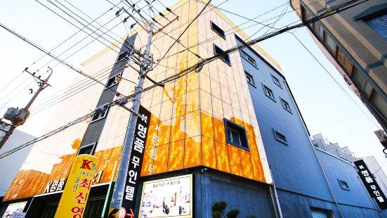 Cheongju K Luxury Untel