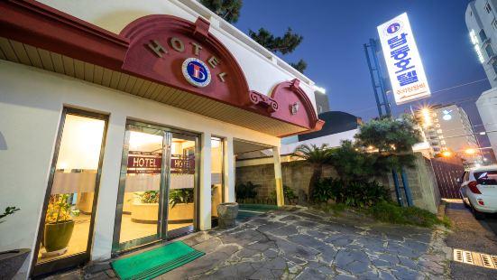 Jeju Tabdong Hotel
