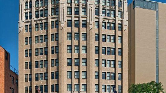 大都會底特律元素酒店