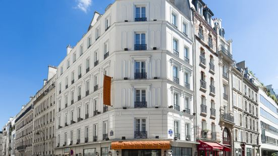 Hotel Elysées Bassano Paris