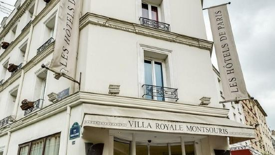 Villa Royale Montsouris Paris