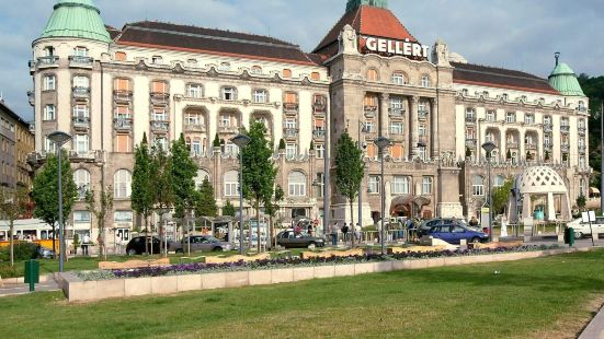 布達佩斯格勒丹比斯酒店