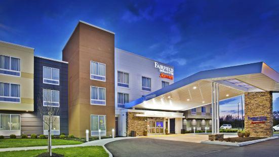 傑佛遜威爾I-71費爾菲爾德萬豪套房酒店