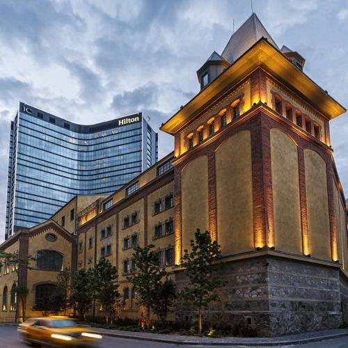 伊斯坦布爾波蒙第希爾頓酒店