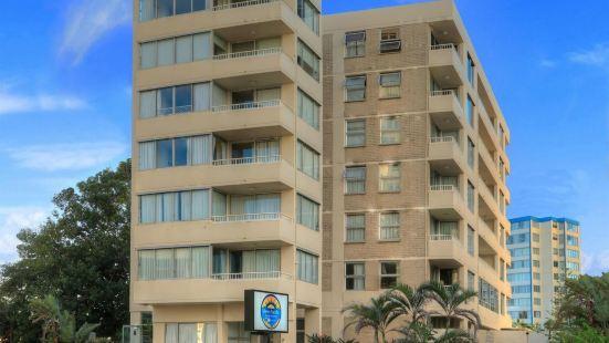 太平洋公寓酒店
