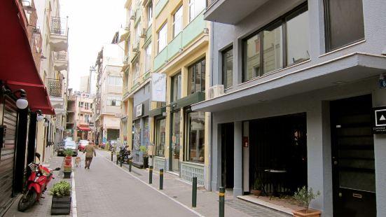 雅典禮賓公寓