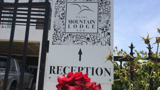 Paarl Mountain Lodge