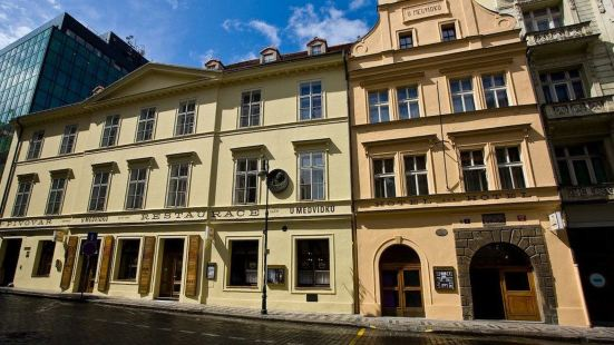 U Medvidku-Brewery Hotel