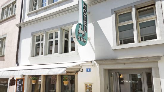 Hotel Roessli Zurich