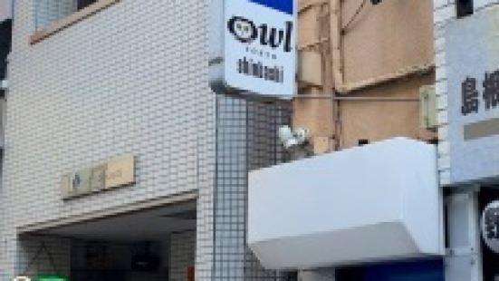 Hotel Owl Tokyo Shinbashi - Hostel