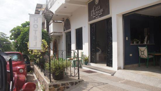 Hotel Casa del Parque Vallarta