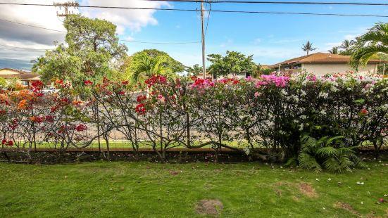 基黑花園茂宜島 1 房公寓莊園酒店