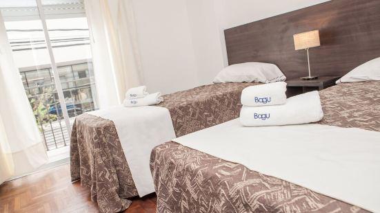 Bagu Santander  Hotel Mar del Plata