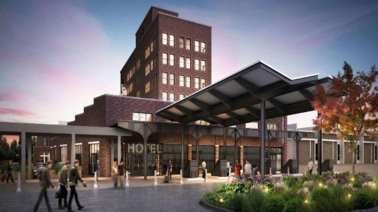 The Central Station Memphis Curio Collection by Hilton