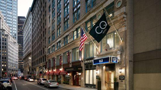 波士頓俱樂部住宅酒店
