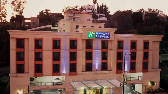 Holiday Inn Express Hollywood Walk of Fame