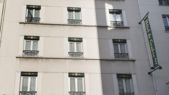 Hôtel de Genève Paris