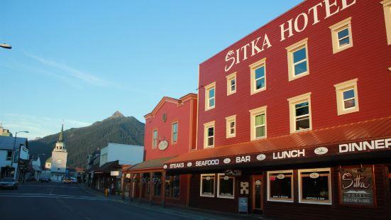 錫特卡酒店