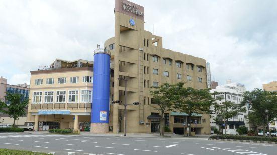 아쿠아 가든 호텔 후쿠마루