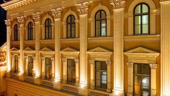 布達佩斯千禧萬豪行政公寓