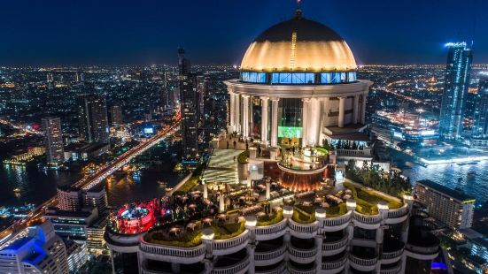 Tower Club at Lebua Hotel Bangkok