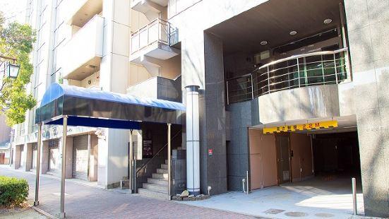 名車站南口漢米爾頓酒店 - 藍
