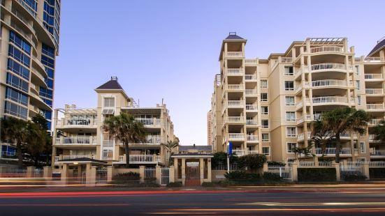 黃金海岸拉格蘭德公寓酒店