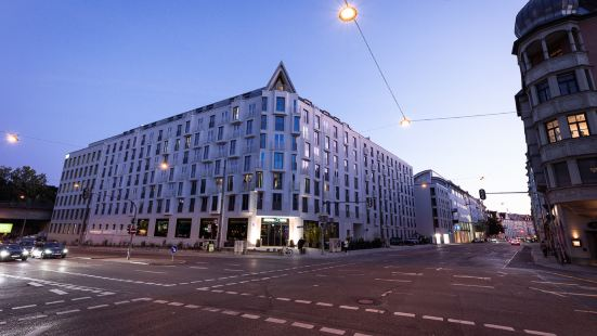 唯一慕尼黑海德豪森汽車旅館