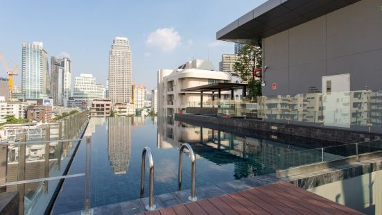 Nana&Asok new apartment+rooftop infinity pool