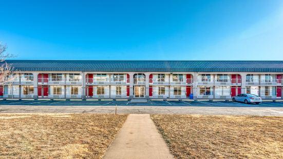 Hotel Shamrock TX I-40 Lone Star