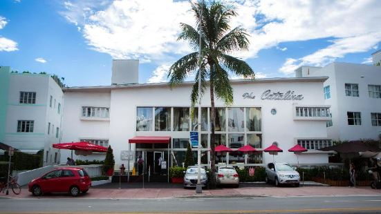 The Catalina Hotel & Beach Club Miami