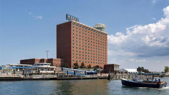 波士頓港口凱悦酒店