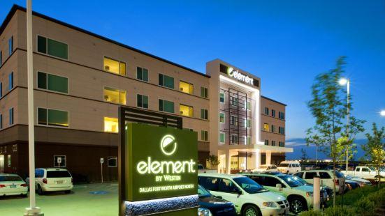 達拉斯福特沃斯機場北元素酒店