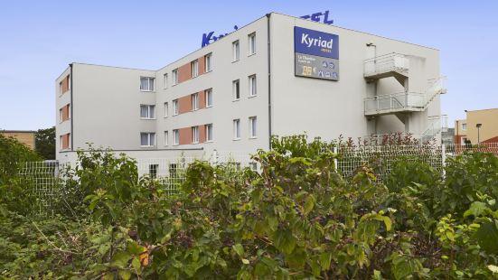 南克萊蒙特費朗巴赫第基里亞德酒店