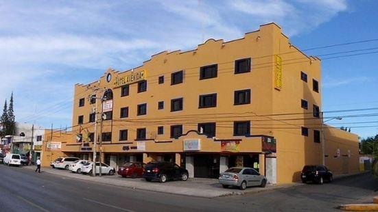 Hotel Avenida Cancun