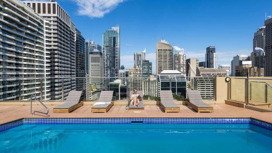 悉尼海德公園廣場盛橡套房酒店