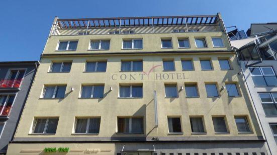 孔蒂旅程旅館酒店