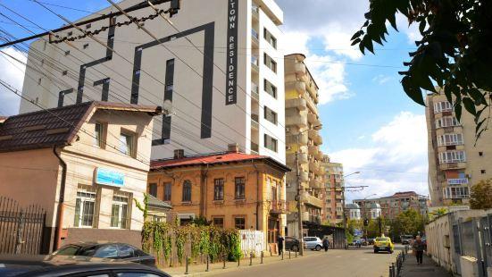 上城旅居公寓酒店