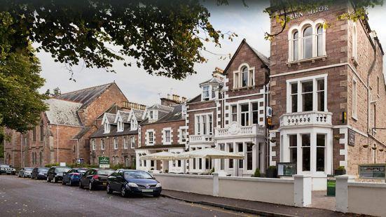 格倫姆霍公寓酒店