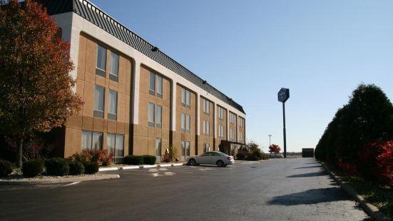 華盛頓法庭大樓希爾頓歡朋酒店